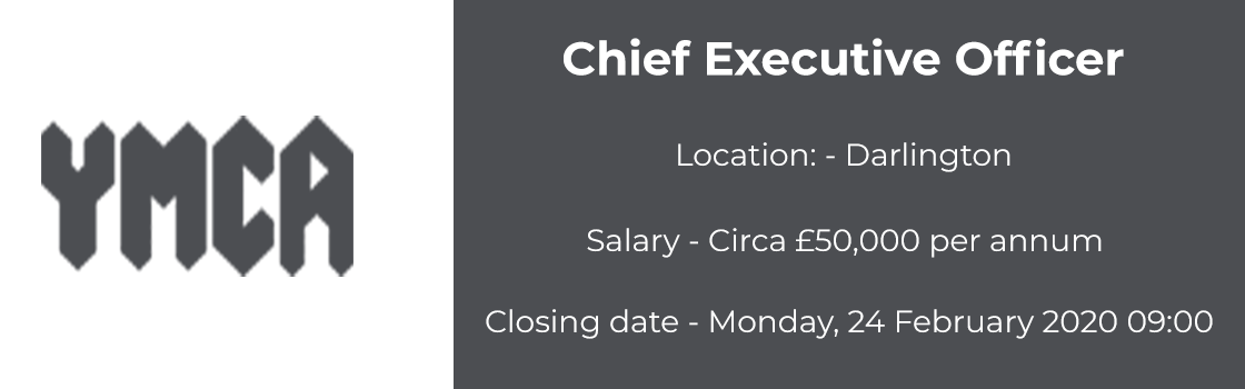 YMCA - Chief Executive Officer