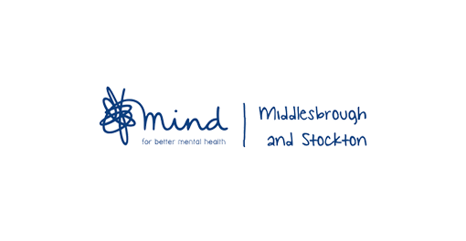 Mind Middlesbrough and Stockton Logo